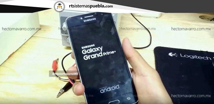 El celular enciende sin problemas