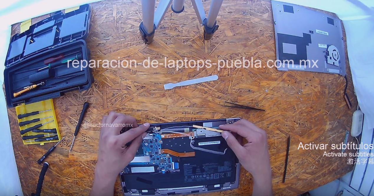 Colocar las antenas wifi