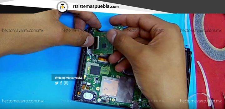 Conectar: flex touchscreen